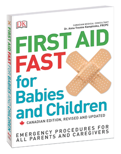 FIRST AID FAST FOR BABIES 3D pb 250