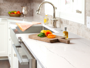countertops made of quartz