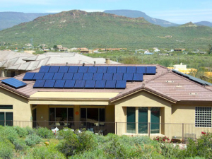 selling homes with solar